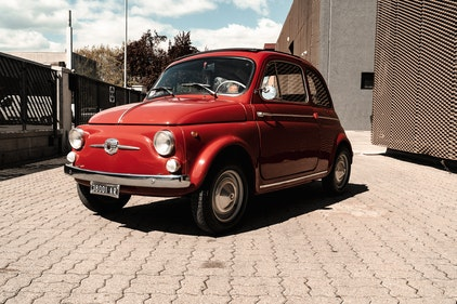 Picture of 1963 FIAT 500 D For Sale