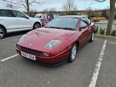 Picture of 1998 Fiat Coupe 20V -  Low Miles, Long MOT For Sale