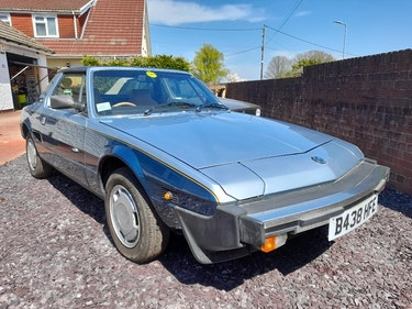 Picture of 1984 Fiat X19 12 months MOT For Sale