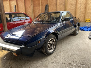 Picture of 1988 Fiat X1/9 Nice running Project car - Low owners & Mileage For Sale