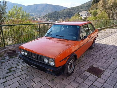 Picture of 1978 Fiat 131 Racing Never Restored with orig. factory paint For Sale