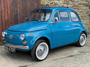 1968 Fiat 500F For Sale (picture 1 of 12)