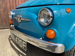 1968 Fiat 500F For Sale (picture 2 of 12)