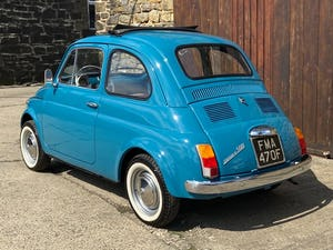 1968 Fiat 500F For Sale (picture 3 of 12)