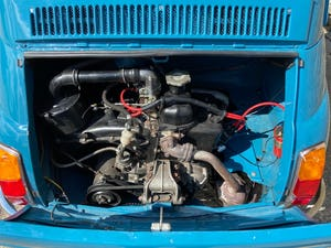 1968 Fiat 500F For Sale (picture 4 of 12)