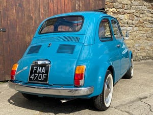 1968 Fiat 500F For Sale (picture 10 of 12)
