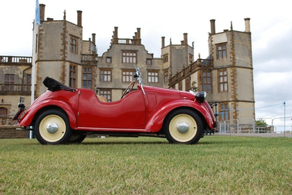 Picture of 1938 Fiat 500 Topolino Smith Special For Sale by Auction