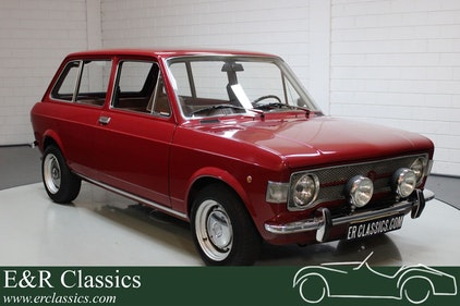 Picture of Fiat 128 Familiale 1972 extensively restored For Sale