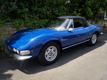 Picture of 1969 FIAT DINO SPIDER 2.0 AS NEW, 130000 EURO For Sale