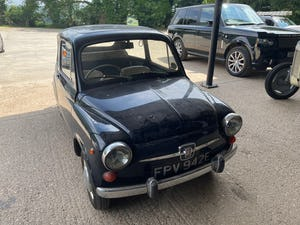 1967 FAT 600 D BARN FIND Original RHD For Sale (picture 1 of 7)
