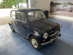 1967 FAT 600 D BARN FIND Original RHD For Sale (picture 2 of 7)