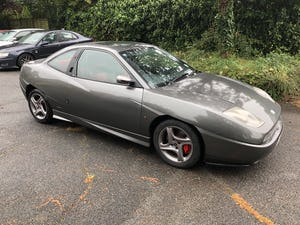 1999 Fiat Coupe 20VT Limited Edition Grey 6 speed For Sale (picture 3 of 5)
