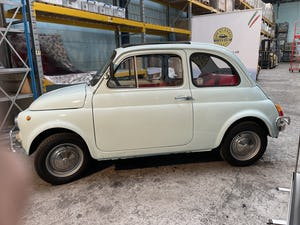 1969 Classic fiat 500 l  For Sale (picture 1 of 12)