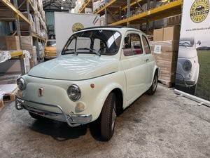 1969 Classic fiat 500 l  For Sale (picture 4 of 12)