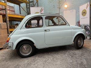 1969 Classic fiat 500 l  For Sale (picture 5 of 12)