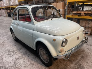 1969 Classic fiat 500 l  For Sale (picture 6 of 12)