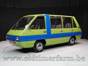 1975 Fiat 850 Visitors bus '75 For Sale (picture 1 of 12)