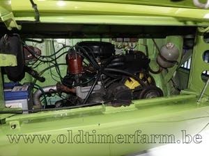 1975 Fiat 850 Visitors bus '75 For Sale (picture 11 of 12)