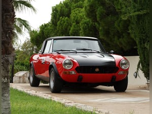 1973 Fiat 124 Spider Abarth Rally Stradale, fully serviced For Sale (picture 1 of 12)