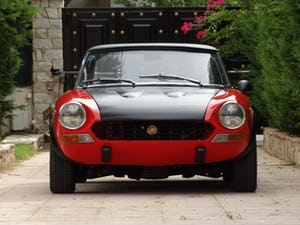 1973 Fiat 124 Spider Abarth Rally Stradale, fully serviced For Sale (picture 2 of 12)
