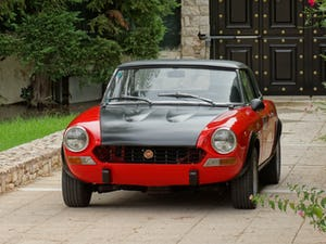 1973 Fiat 124 Spider Abarth Rally Stradale, fully serviced For Sale (picture 3 of 12)