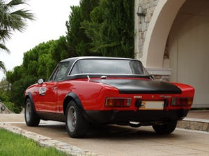 1973 Fiat 124 Spider Abarth Rally Stradale, fully serviced For Sale (picture 4 of 12)