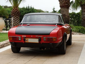 1973 Fiat 124 Spider Abarth Rally Stradale, fully serviced For Sale (picture 6 of 12)
