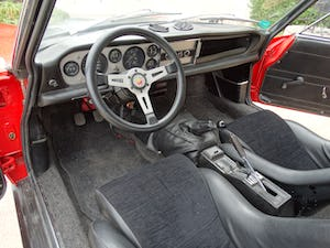 1973 Fiat 124 Spider Abarth Rally Stradale, fully serviced For Sale (picture 7 of 12)