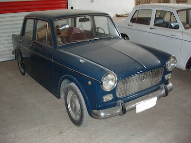 Picture of 1962 Fiat 1100 D, preserved For Sale