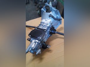 FIAT 126 / 500 classic reconditioned synchromesh gearbox For Sale (picture 1 of 5)