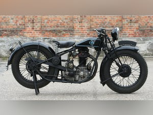 FN 1929 M67C 500cc OHV For Sale (picture 5 of 7)