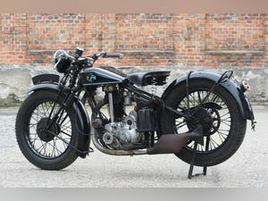FN 1929 M67C 500cc OHV For Sale (picture 7 of 7)