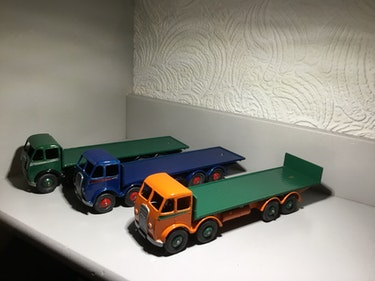Picture of 1946/55 dinky fodens For Sale