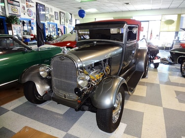 Picture of 1929 Model A all Metal Body For Sale