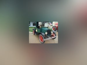 1925 Ford Model T C-Cab Pickup For Sale (picture 3 of 6)