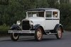 Picture of Ford Model A Tudor, 1928, LHD SOLD