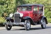 Picture of Ford Model A Tudor 1930, LHD SOLD