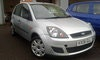 Picture of 2006 2005 FORD FIESTA STYLE 1.4   5 DOORS SOLD