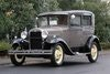 Picture of Ford Model A Tudor, 1931 SOLD