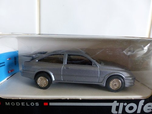2 FORD SIERRA COSWORTHS-TROFEU SCALE MODELS For Sale (picture 5 of 6)