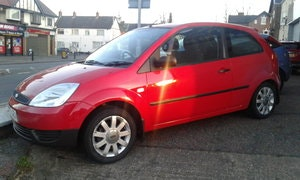 Picture of 2003 TIDY FORD FIESTA 1.4 V GOOD CONDITION SOLD