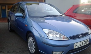 Picture of 2003 FORD FOCUS 1,8 GHIA SOLD