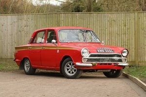 Picture of 1965 Ford Cortina 1500GT FIA papers SOLD