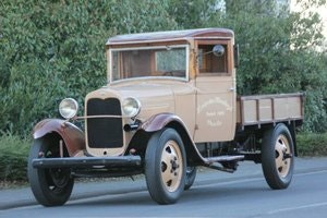 Picture of Ford Model AA Truck Pick Up, 1931 SOLD