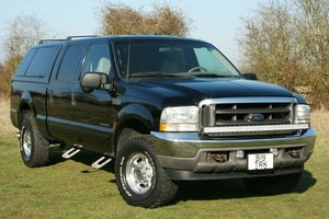 Picture of 2002 Ford F250 7.3 V8 Powerstroke Diesel Lariat SuperDuty SOLD