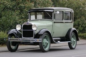 Picture of Ford Model A Tudor, 1928 SOLD