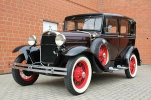 Picture of Ford Model A Murray Fordor slant windshield 1931 SOLD