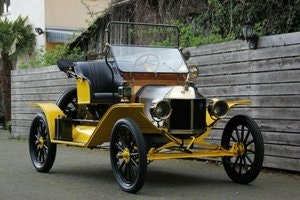 Picture of Ford Model T Runabout, 1914 SOLD