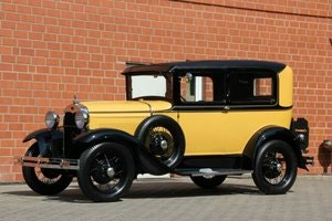 Picture of Ford Model A Tudor SOLD