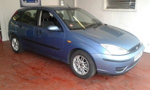 Picture of 2003 FORD FOCUS 1.6  5 DOOR EXCELLENT CONDITION SOLD